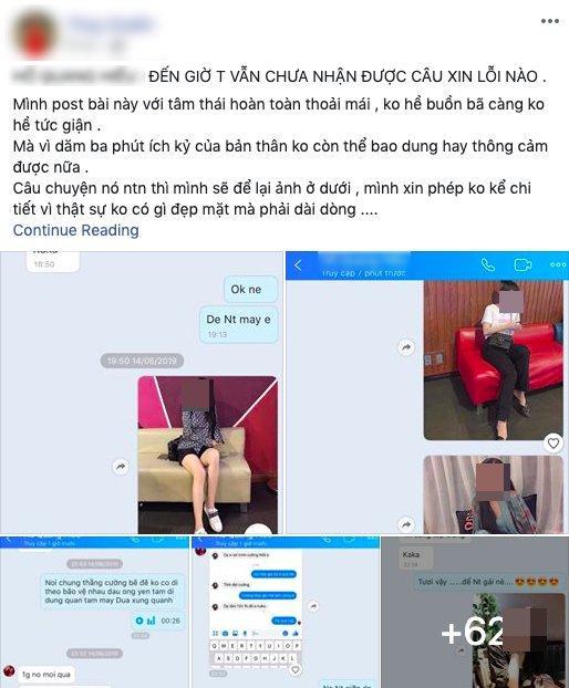 Cô gái tố Hồ Quang Hiếu hiếp dâm bức xúc khi một chàng trai giống nam ca sĩ đứng ra chịu trận-1