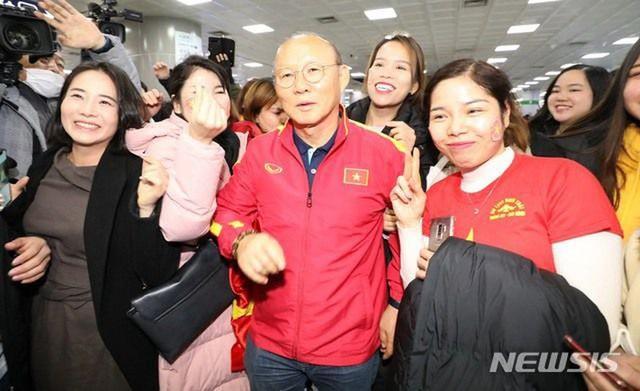 Giúp U22 Việt Nam vô địch SEA Games, thầy Park được chào đón nồng nhiệt tại Hàn Quốc-3