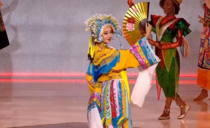 112 thí sinh trình diễn Dances of the World - Vũ điệu khắp hành tinh-2