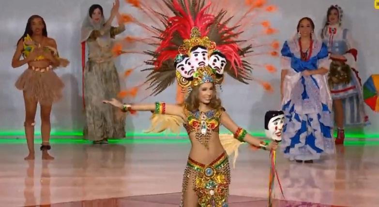112 thí sinh trình diễn Dances of the World - Vũ điệu khắp hành tinh-9