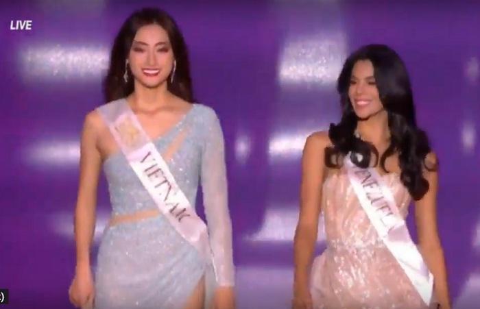 112 thí sinh thay váy dạ hội bước ra sân khấu-2