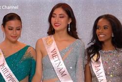 TRỰC TIẾP chung kết Hoa hậu Thế giới 2019: Lương Thùy Linh trượt top 5 ứng xử trong tiếc nuối