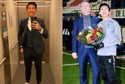 Lên đồ bảnh bao, fan đồng loạt nhắn nhủ Đoàn Văn Hậu: 'Ra sân thi đấu lại tưởng đi event'