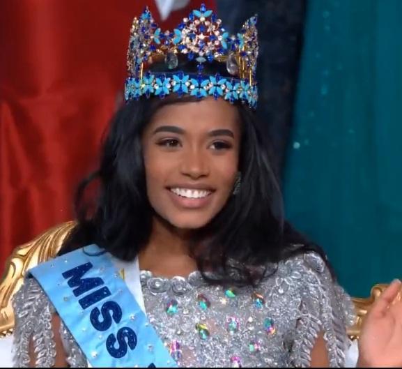 Người đẹp Jamaica chính thức đăng quang Hoa hậu Thế giới 2019-3