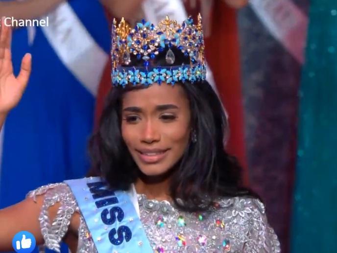 Người đẹp Jamaica chính thức đăng quang Hoa hậu Thế giới 2019-2
