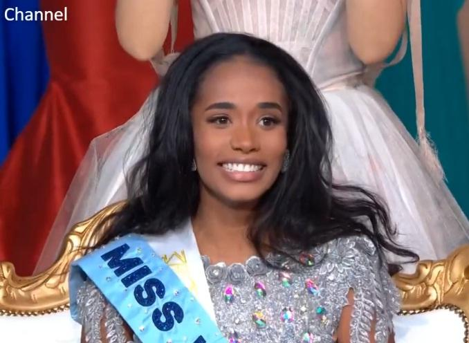 Người đẹp Jamaica chính thức đăng quang Hoa hậu Thế giới 2019-1