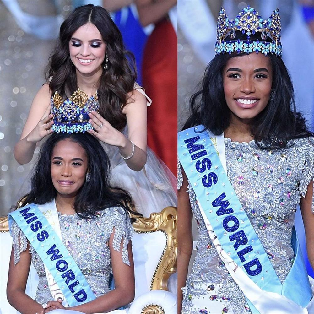 Tân Hoa hậu Thế giới 2019: Đẹp hoang dại, học vấn cao, giọng hát xuất sắc như diva-2