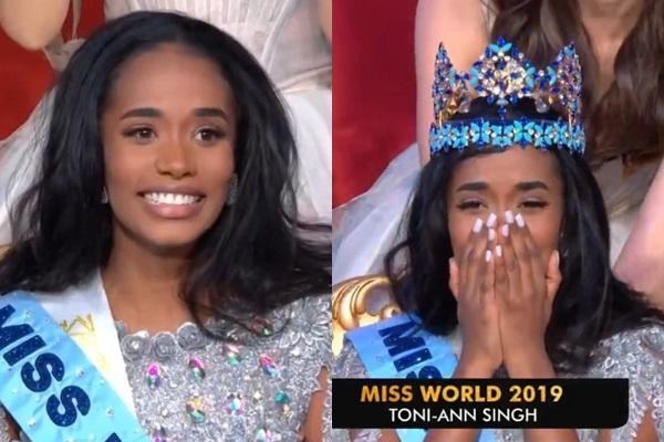 Tân Hoa hậu Thế giới 2019: Đẹp hoang dại, học vấn cao, giọng hát xuất sắc như diva-1