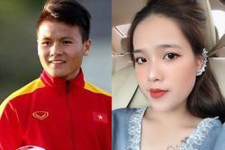 Cứ tưởng Quang Hải nhắn tin tình cảm với 'hotgirl cao 1m52' nhưng hóa ra lại là với gái xinh khác