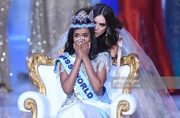 Chung kết Hoa hậu Thế giới bị chê nhàm chán, kết quả gây tranh cãi-1
