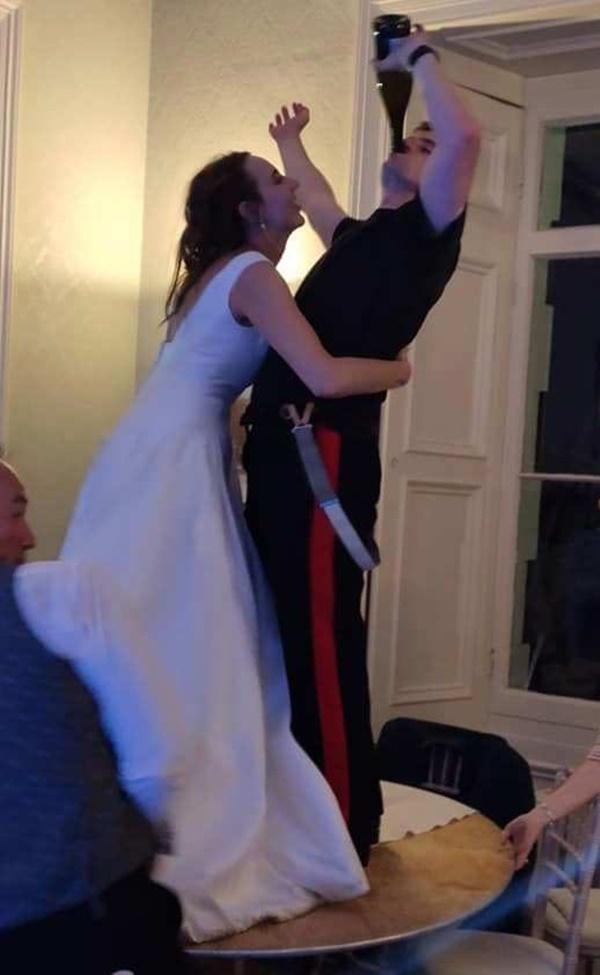 Cặp đôi ly hôn ngay trong đám cưới-2