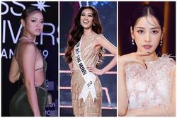 Mai Ngô trang điểm lỗi mốt như chụp ảnh thời xưa - Khánh Vân make up già chát trong đêm chung kết Miss Universe
