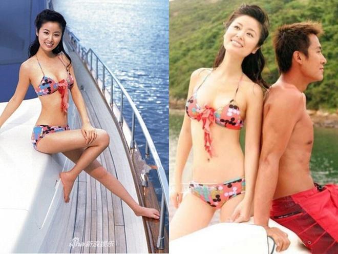 Lâm Tâm Như từng xấu hổ vì ảnh bikini năm 17 tuổi-1