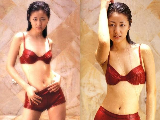 Lâm Tâm Như từng xấu hổ vì ảnh bikini năm 17 tuổi-2