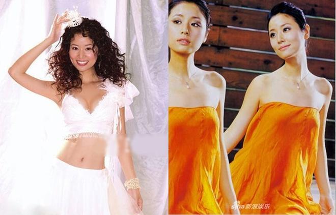 Lâm Tâm Như từng xấu hổ vì ảnh bikini năm 17 tuổi-6