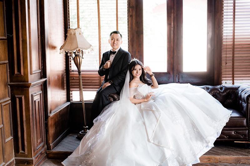 Tình yêu sét đánh của cặp đôi chú cháu, gặp nhau 2 ngày chú rể đòi cưới liền tay-1