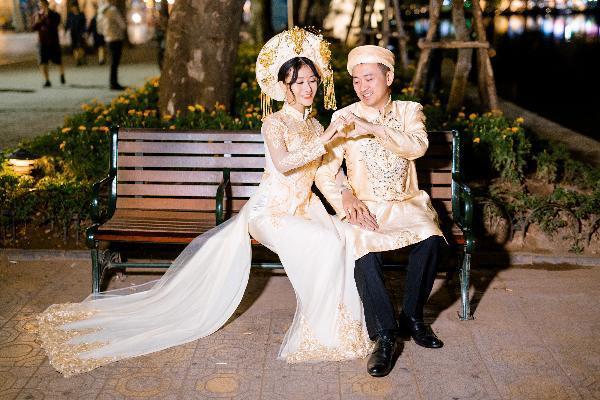 Tình yêu sét đánh của cặp đôi chú cháu, gặp nhau 2 ngày chú rể đòi cưới liền tay-9