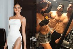 Bản tin Hoa hậu Hoàn vũ 15/12: Hoàng Thùy hở bạo vẫn bị mỹ nữ 6 múi nẫng mất spotlight