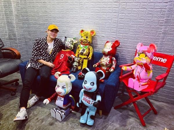 Văn Toàn và những cầu thủ Việt mê Kpop, là fan cứng của G-Dragon-2