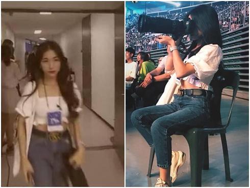 Vừa rục rịch trở lại showbiz sau tin đồn sinh con, Hòa Minzy bị fan Kpop tố chôm ảnh EXO làm poster fanmeeting-10