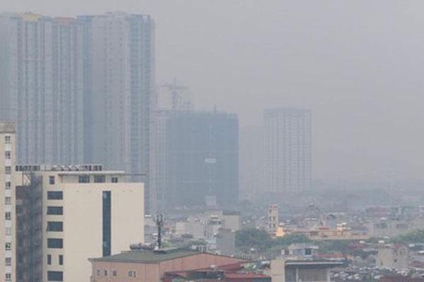 Chất lượng không khí chạm ngưỡng rất xấu, người dân nên hạn chế hoạt động ngoài trời-2