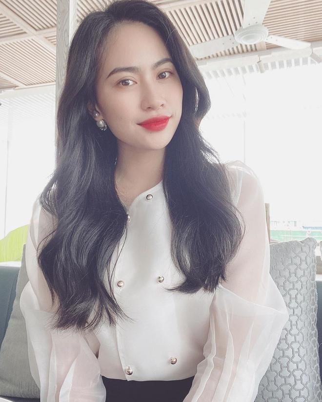 Nhan sắc 3 cô gái từng dính tin đồn hẹn hò với Quang Hải-8