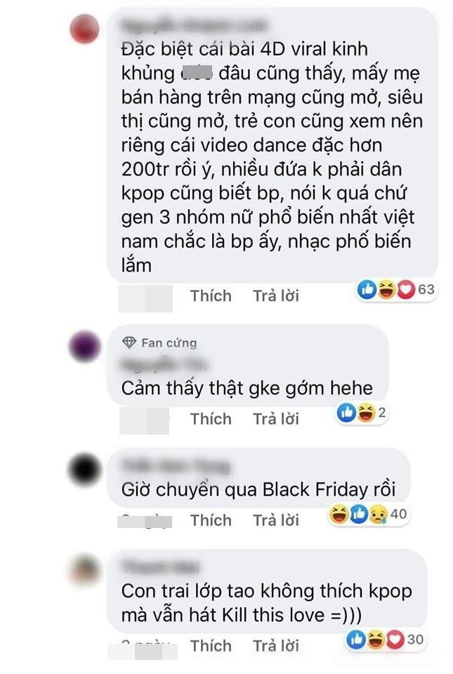 Fan nói gì khi chỉ có duy nhất nhạc BLACKPINK lọt top Google Trends tại Việt Nam-3
