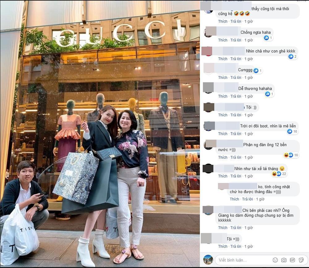 Shopping kiểu nữ quyền như Nhã Phương - Trường Giang: Vợ sắm hàng hiệu xịn sò - chồng dùng đồ bình dân-4