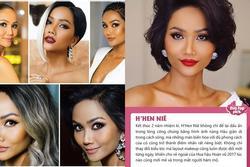 Hội mỹ nhân 'tắc kè hoa' chăm thay đổi makeup nhất năm 2019 gọi tên ngôi sao nào?