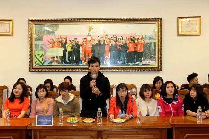 Tuyển nữ Việt Nam nhận thưởng 22 tỷ: Tết này no ấm!-1