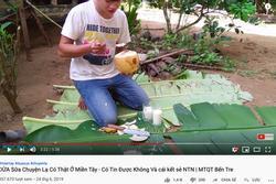 Thực hư món ăn 'dừa sữa độc lạ nhất miền Tây' đang nổi như cồn trên Youtube khiến người người muốn thử