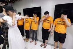 Philippines bắt 6 người Trung Quốc bắt cóc, cưỡng hiếp một phụ nữ Việt