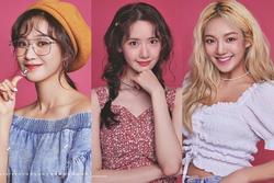 5 thành viên SNSD khoe nét trẻ trung trong bộ ảnh mới