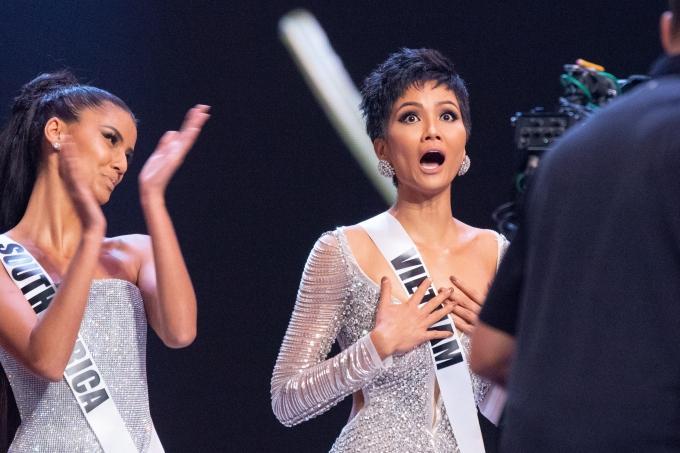 HHen Niê lần đầu kể chuyện dở khóc dở cười tại chung kết Hoa hậu Hoàn vũ 2018-2