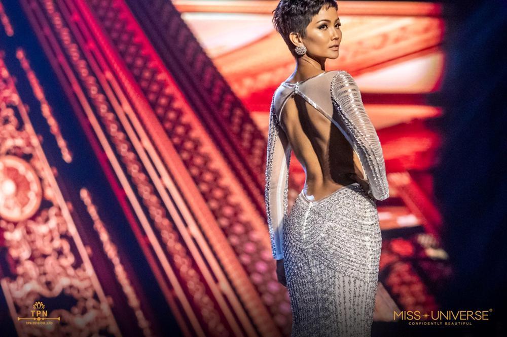 HHen Niê lần đầu kể chuyện dở khóc dở cười tại chung kết Hoa hậu Hoàn vũ 2018-4