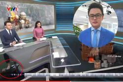 BTV đình đám VTV bị dân mạng soi ra hình ảnh 'nhạy cảm' trên sóng Thời Sự 19h