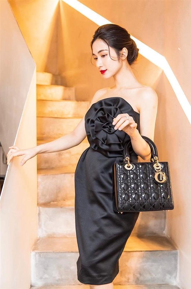 Hòa Minzy nên thưởng to cho stylist vì khéo chọn đầm giấu nhẹm khuyết điểm sau sinh con