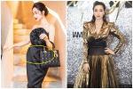 Hòa Minzy nên thưởng to cho stylist vì khéo chọn đầm giấu nhẹm khuyết điểm hình thể 'mẹ bỉm sữa'