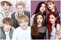 BTS đích thị là fanboy chính hiệu của Black Pink, nhạc của đàn em vừa cất lên đã lập tức nhún nhảy
