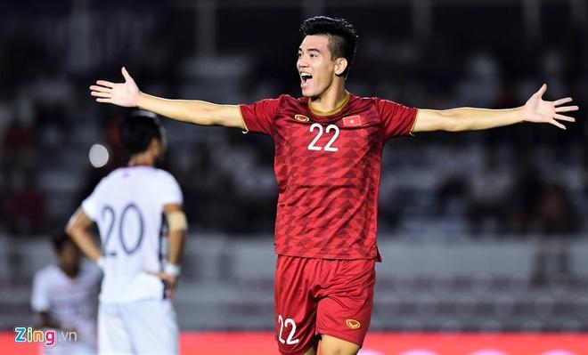 Linh Phá Đội, Sinh Xinh và loạt biệt danh của tuyển U23 Việt Nam-1