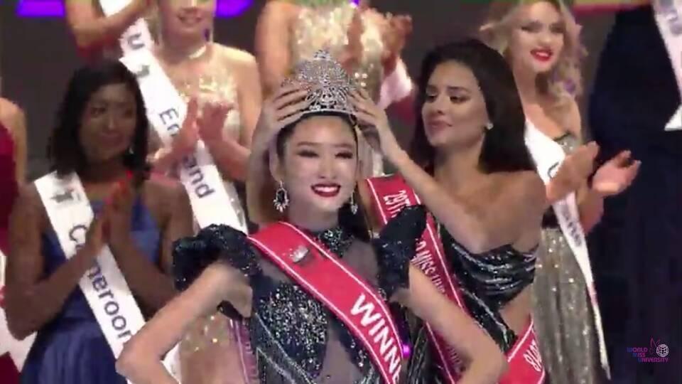 Đi thi trong lặng lẽ, Thanh Khoa bất ngờ đăng quang Hoa hậu Sinh viên Thế giới 2019-1