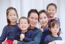 Con gái Lý Hải Minh Hà càng lớn càng xinh đúng chuẩn tiểu công chúa