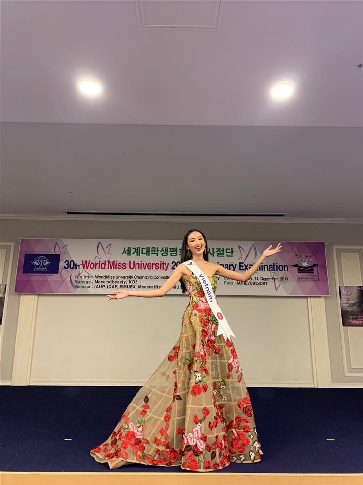 Đi thi trong lặng lẽ, Thanh Khoa bất ngờ đăng quang Hoa hậu Sinh viên Thế giới 2019-12