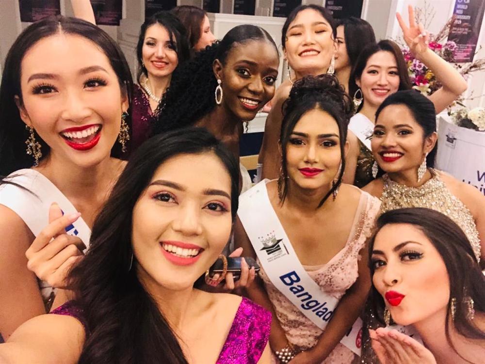 Đi thi trong lặng lẽ, Thanh Khoa bất ngờ đăng quang Hoa hậu Sinh viên Thế giới 2019-7