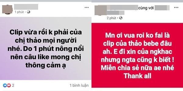 Khắc Việt nổi trận lôi đình khi bà xã Thảo Bebe bị khẳng định là nữ chính trong clip nóng-3