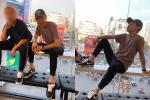Dàn cầu thủ Việt, ca sĩ nổi tiếng sở hữu đôi giày hoa cúc của G-Dragon-11