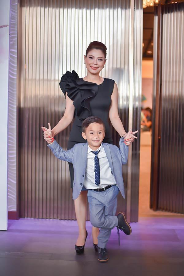 Con trai Ngô Kiến Huy hỏi sự thật về bố, Thanh Thảo xót xa mong con đừng quan tâm quá khứ buồn đau-2