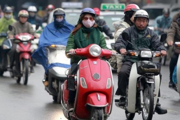 Dự báo thời tiết 20/12, Hà Nội mưa, rét 15 độ-1