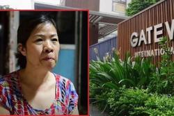 Nóng: Bà Nguyễn Bích Quy, người đưa đón bé trai trường Gateway làm đơn từ chối luật sư