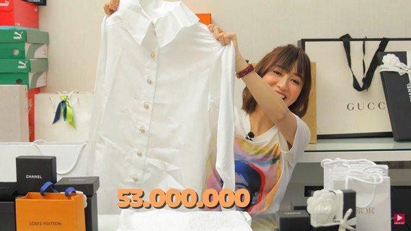 Đường đua đập hộp: Hà Thu khoe gia tài hàng hiệu 1 tỷ đồng không thua kém Ngọc Trinh-8